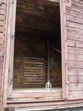 Vieille cabine de train Image libre de droits