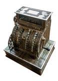 Vieille caisse comptable Image libre de droits
