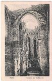 Vieille carte postale entre 1905-1920 Oybin Photographie stock