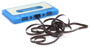 Vieille cassette sonore photo libre de droits