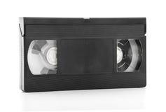 Vieille cassette vidéo Image stock