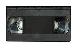 Vieille cassette vidéo de VHS Images libres de droits