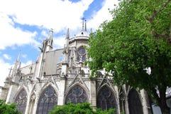 Vieille cathédrale Photographie stock