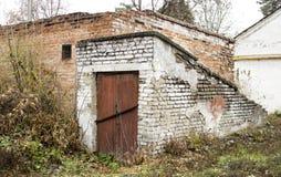 Vieille cave abandonnée photos libres de droits
