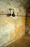 Vieille cellule de prison à la prison orientale d'état Image stock
