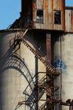 Vieille centrale 12 de malt Images libres de droits