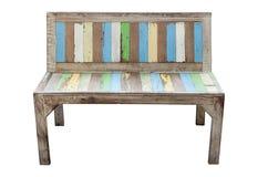 vieille chaise en bois de vintage d 39 isolement sur le fond blanc photographie stock libre de. Black Bedroom Furniture Sets. Home Design Ideas