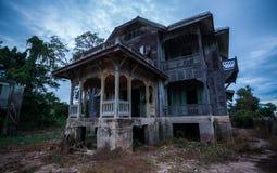 Vieille Chambre abandonnée Photographie stock libre de droits