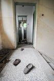 Vieille Chambre abandonnée Photos libres de droits