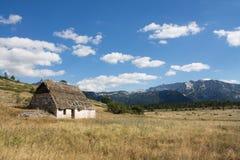 Vieille Chambre abandonnée Image stock