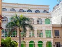 Vieille Chambre coloniale Photographie stock libre de droits