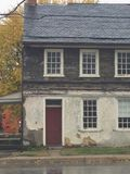 Vieille Chambre de ville amish Image stock