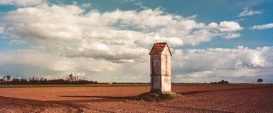 Vieille chapelle Image libre de droits
