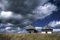Vieille chapelle Photo libre de droits