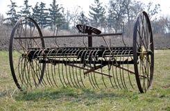 Vieille charrue de ferme Photo libre de droits