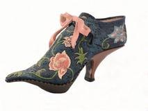 Vieille chaussure   Photos libres de droits