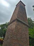 Vieille cheminée Photographie stock libre de droits