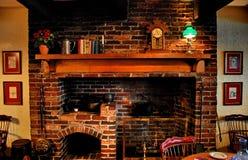 Vieille cheminée Photos stock