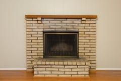 Vieille cheminée de brique Photos libres de droits