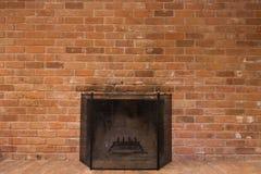 Vieille cheminée portée Photographie stock