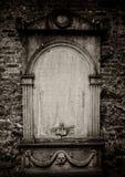 Vieille cimetière, Zinnik, Belgique Photo stock