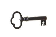 Vieille clé Photos stock