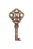 Vieille clé Image libre de droits