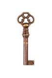 Vieille clé Images stock