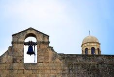 Vieille cloche d'église Images libres de droits