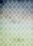 Vieille configuration géométrique Photographie stock libre de droits