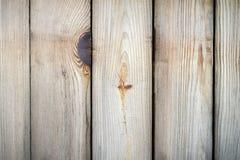 Vieille configuration superficielle par les agents en bois d'étage Photographie stock libre de droits