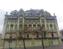 Vieille construction à Odessa Images libres de droits