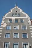 Vieille construction à Riga Photos libres de droits