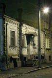 Vieille construction dans Kyiv Images stock