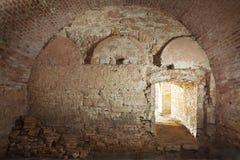 Vieille construction de cave photo libre de droits