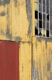 Vieille construction industrielle photographie stock