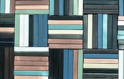 Vieille couleur de fond de mur Image libre de droits