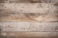 Vieux conseil en bois Photographie stock libre de droits