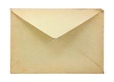 Vieille enveloppe Photo stock