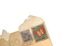 Vieille enveloppe images stock