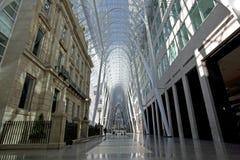 Vieille et neuve architecture Image libre de droits