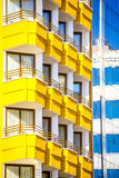 Vieille et neuve architecture photos stock