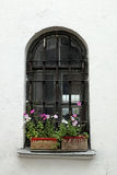 Vieille fenêtre images libres de droits