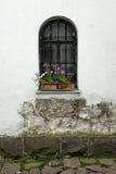 Vieille fenêtre photos stock