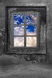 Vieille fenêtre Photos libres de droits