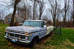 Vieille ferme abandonnée au Missouri 01 Image libre de droits
