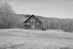 Vieille ferme de premier ressort Photos libres de droits