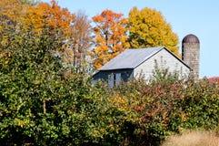 Vieille ferme du Michigan Photo libre de droits