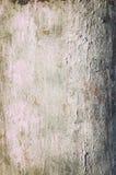 Vieille feuille avec le fond coloré de couches Photos libres de droits