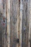 Vieille fin en bois de fond Images libres de droits